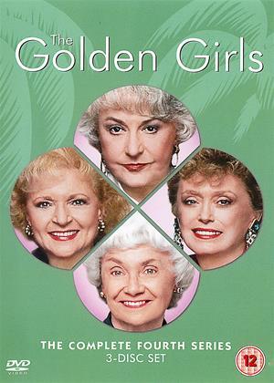 Rent The Golden Girls: Series 4 Online DVD Rental