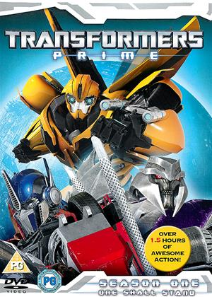 Rent Transformers Prime: Series 1: One Shall Stand Online DVD Rental