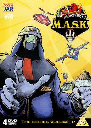 Rent M.A.S.K.: The Series: Vol.2 (aka Mobile Armored Strike Kommand) Online DVD Rental