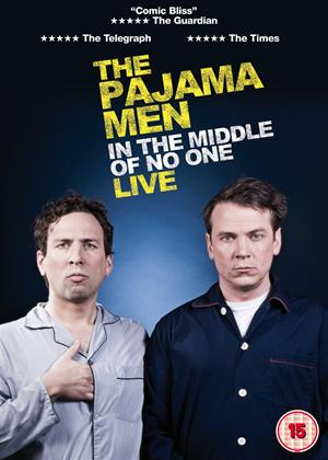 Rent The Pajama Men: In the Middle of No One: Live Online DVD Rental