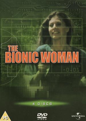 Rent The Bionic Woman: Series 1 Online DVD Rental