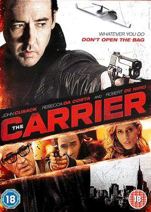 Rent The Carrier (aka The Bag Man) Online DVD Rental