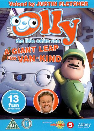Rent Olly the Little White Van: A Giant Leap for Van-Kind Online DVD Rental
