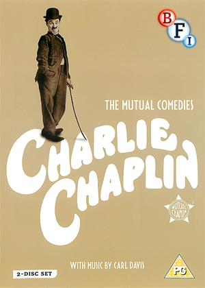 Rent Charlie Chaplin: The Mutual Comedies Online DVD Rental