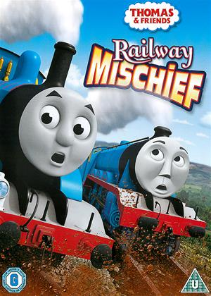 Rent Thomas the Tank Engine and Friends: Railway Mischief Online DVD & Blu-ray Rental