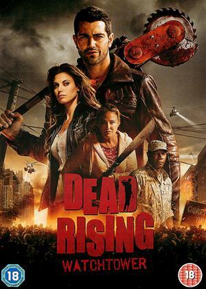 Rent Dead Rising: Watchtower Online DVD & Blu-ray Rental