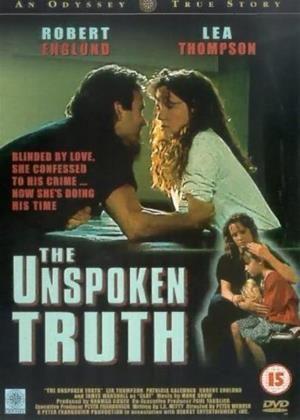 Rent The Unspoken Truth Online DVD Rental
