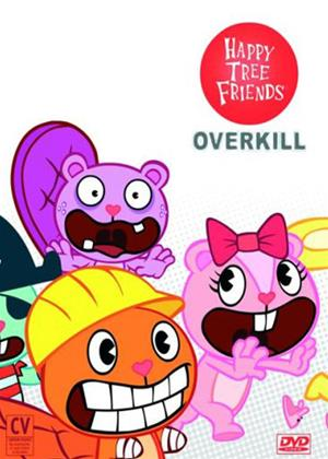 Rent Happy Tree Friends: Overkill Online DVD Rental