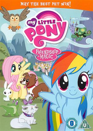 Rent My Little Pony: May the Best Pet Win! Online DVD & Blu-ray Rental