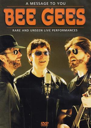 Rent The Bee Gees: A Message to You Online DVD Rental