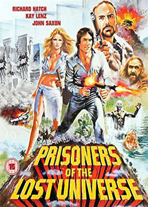 Rent Prisoners of the Lost Universe Online DVD Rental