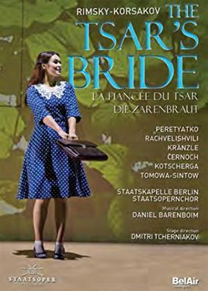 Rent The Tsar's Bride: Schiller Theater (Barenboim) Online DVD Rental