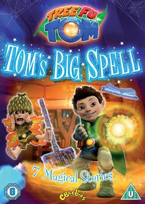 Rent Tree Fu Tom: Tom's Big Spell Online DVD Rental
