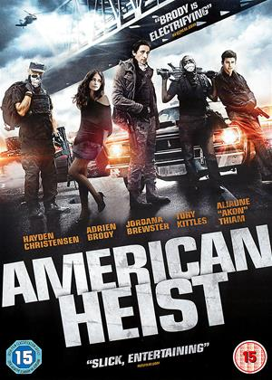 Rent American Heist Online DVD Rental