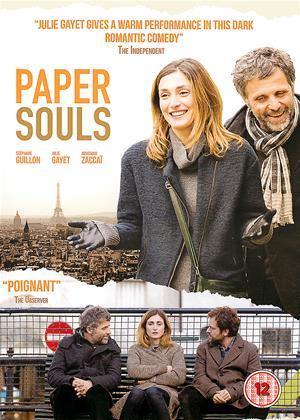 Rent Paper Souls (aka Les âmes de papier) Online DVD & Blu-ray Rental