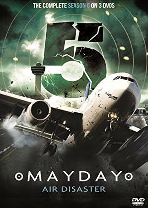 Rent Mayday Air Disaster: Series 5 Online DVD Rental