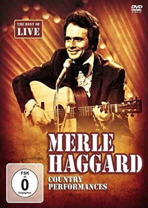 Rent Merle Haggard: Country Performances Online DVD Rental
