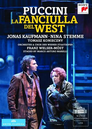 Rent La Fanciulla Del West: (Welser-Möst) Online DVD Rental
