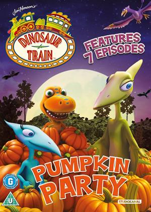 Rent Dinosaur Train: Pumpkin Party Online DVD Rental