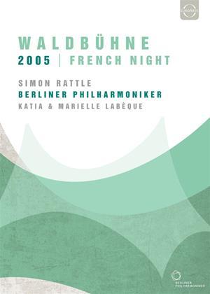 Rent Waldbühne 2005: French Night Online DVD Rental