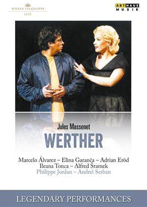 Rent Werther: Wiener Staatsoper (Jordan) Online DVD Rental