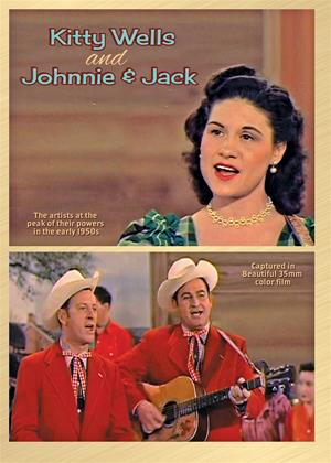 Rent Kitty Wells and Johnnie and Jack Online DVD & Blu-ray Rental