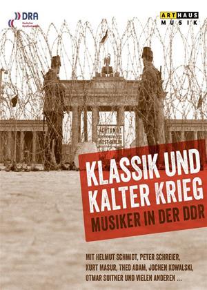 Rent Klassik Und Kalter Krieg: Musiker in Der DDR Online DVD Rental