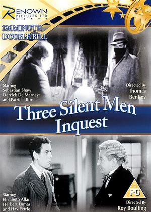 Rent Three Silent Men / Inquest Online DVD Rental