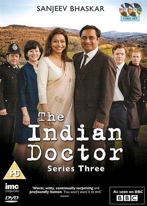 Rent The Indian Doctor: Series 3 Online DVD Rental