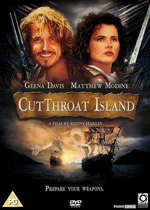 Rent Cutthroat Island Online DVD & Blu-ray Rental