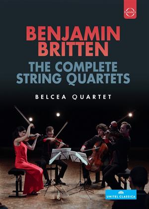Rent Benjamin Britten: The Complete String Quartets Online DVD Rental