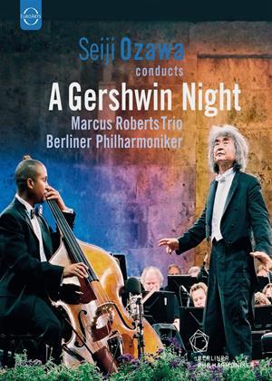 Rent A Gershwin Night: Seiji Ozawa Online DVD Rental