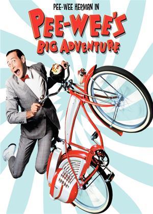 Rent Pee-wee's Big Adventure Online DVD Rental