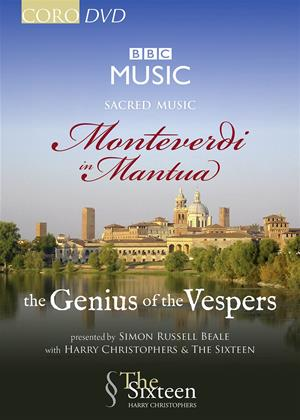 Rent Monteverdi in Mantua: The Genius of the Vespers Online DVD & Blu-ray Rental
