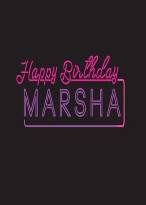 Rent Happy Birthday, Marsha! Online DVD & Blu-ray Rental