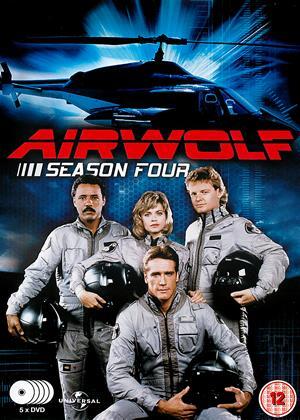 Rent Airwolf: Series 4 Online DVD Rental