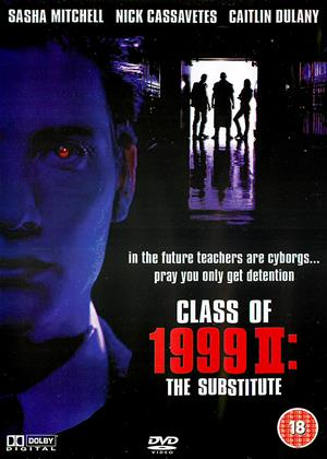 Rent Class of 1999 II: The Substitute Online DVD Rental