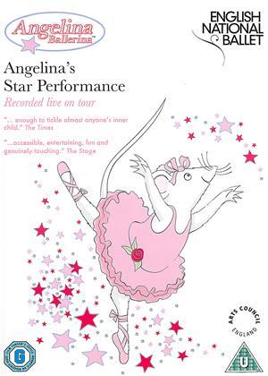Rent Angelina Ballerina: Star Performance: English National Ballet Online DVD Rental