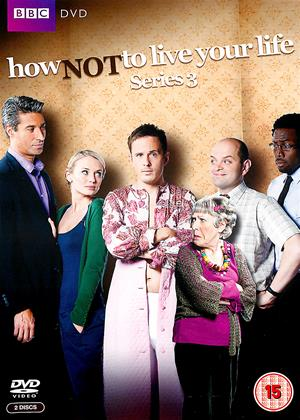 Rent How Not to Live Your Life: Series 3 Online DVD Rental