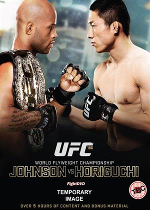 Rent Ultimate Fighting Championship: 186: Johnson vs. Horiguchi Online DVD Rental