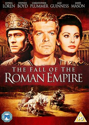 Rent The Fall of the Roman Empire Online DVD & Blu-ray Rental
