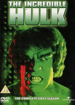 Rent The Incredible Hulk: Series 1 Online DVD Rental