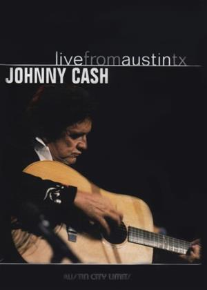 Rent Johnny Cash: Live from Austin, TX Online DVD Rental