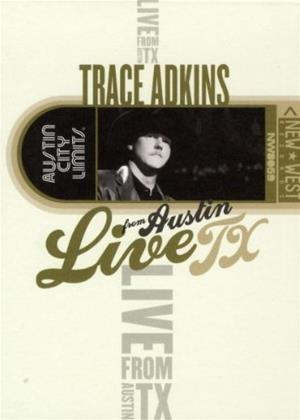 Rent Trace Adkins: Live from Austin, TX Online DVD Rental