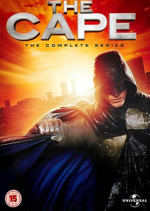 Rent The Cape: The Complete Series Online DVD Rental