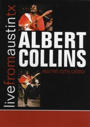 Rent Albert Collins: Live from Austin, TX Online DVD Rental