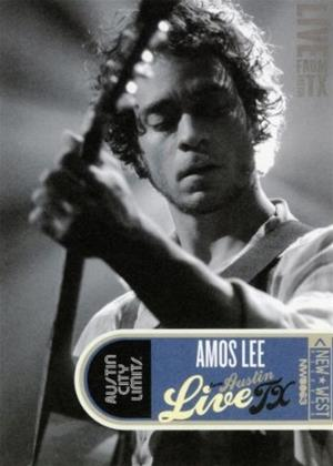 Rent Amos Lee: Live from Austin, Texas Online DVD Rental