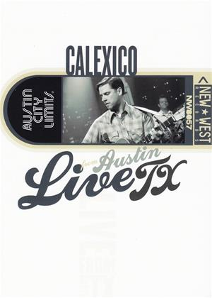 Rent Calexico: Live from Austin, TX Online DVD Rental