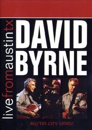 Rent David Byrne: Live from Austin, TX Online DVD Rental