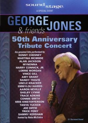 Rent George Jones: A Concert Tribute Online DVD & Blu-ray Rental